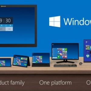 Windows 10 crossplatform