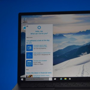 Cortana on PC - Windows 10