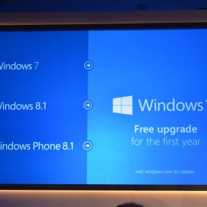 Microsoft 10 Free Upgrade