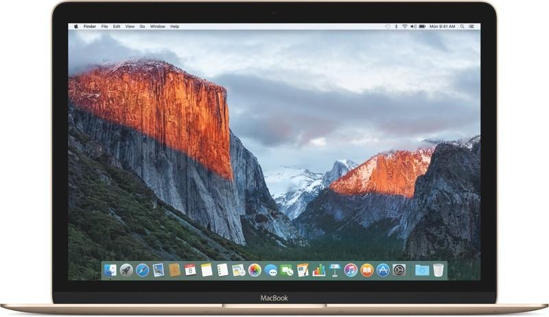 OS X El Capitan MacBook - PARANETUK